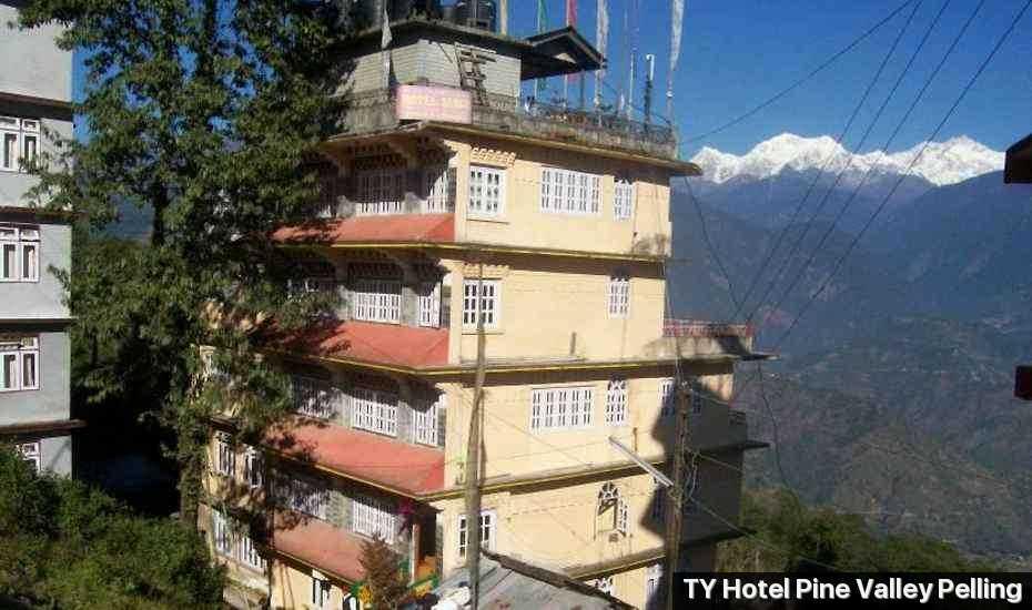 Hotel Pine Valley Pelling, Contact No, Tariff, Deals ...